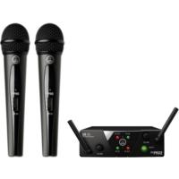 Akg Wms 40 Mini 2 Dual Vocal El Tipi Telsiz Mikrofon