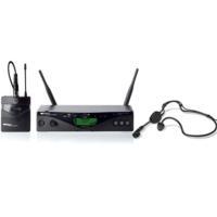 Akg Wms 470 Sports Headset Telsiz Mikrofon Seti