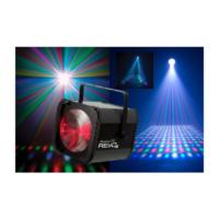 Amerikan Dj Revo 4 Led Işık Ve Strobe Işık Sistemi