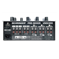 Behringer Pro Mixer Vmx300 Dj Mikser