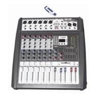 Dexun Cmx 6 Power Mikser 2X300 Watt 6 Kanal