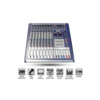 Dexun Pro-882S Power Mikser 2X400 Watt 8 Kanal
