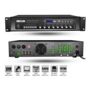Dexun D-2100 Hat Trafolu 6 Bölgeli Amfi 100 Volt 250 Watt