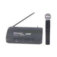 Karsect Kru/200/3 Telsiz Mikrofon Tekli El