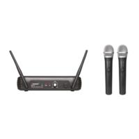 Karsect Wr9/D1515 İkili Telsiz El Mikrofonu