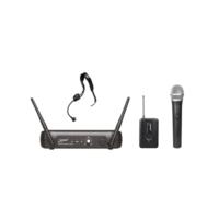 Karsect Wr9/D15H Telsiz Mikrofonu El+Başlık