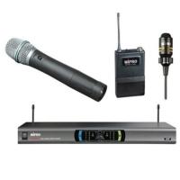Mipro Mr-823 Telsiz Mikrofon(El+Yaka)