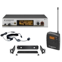 Sennheiser Ew-352 G3 Headset Telsiz Mikrofon