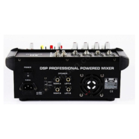 Stı Spm 4M Power Mikser 2X250 Watt