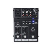 Topp Pro Mx.3Bt Deck Mikser 3 Kanal/ Usb
