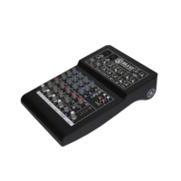 Topp Pro Mx.6 Usb V2 Deck Mikser 6 Kanal / Usb