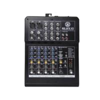 Topp Pro Mx.6 Fx V2 Deck Mikser 6 Kanal / Efektli