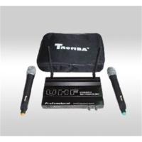 Tromba Ms-2700 İkili El Tipi Telsiz Mikrofon