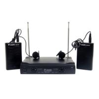 Westa Wm 323-T İkili Telsiz Yaka Mikrofonu