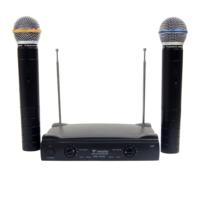 Westa Wm 323E İkili Telsiz El Mikrofonu