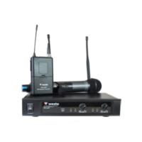 Westa Wm-442Et Telsiz Mikrofon El+Yaka