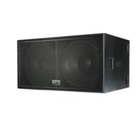 Mcs 2018 Neo Subbass Kabin 2X18'' 2400 Watt