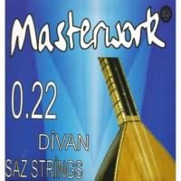 Masterwork 0.22 Divan Teli