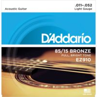 Daddarıo Ez910 Akustik Tel Set Light (.011) Z910