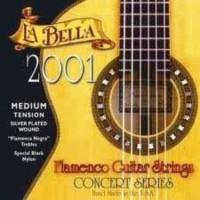 La Bella 2001Fht Flemenko Gitar Teli Ht