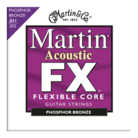 Martin Mfx775 11-52 - Akustik Gitar Teli Flexible Core Fx