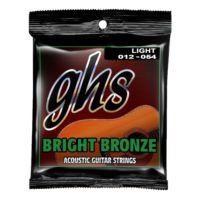 Ghs Bb30L Akustik Gitar Teli Bright Bronze 12-54 Light