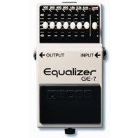 Boss Ge-7 7 Band Graphic Equalizer Ekolayzır