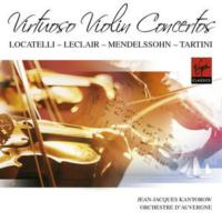 Jean-Jacques Kantorow - Vırtuoso Vıolın Concertos