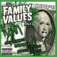Varıous Artısts 'Feat. Ko - The Famıly Values Tour 200