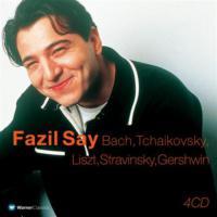Fazıl Say - Plays Bach, Tchaıkovsky