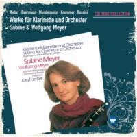 Sabıne Meyer - Works For Clarınet & Orc