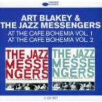 Art Blakey & The Jazz Mess - Classıc Albums: At The Caf