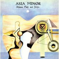 Asıa Mınor - Between Flesh & Dıvıne