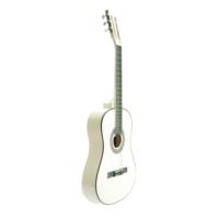 Sesenta SSC50WH Beyaz Klasik Gitar (Kılıf Hediyeli)
