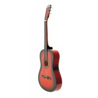Sesenta SSC50RB Kırmızı Klasik Gitar (Kılıf Hediyeli)