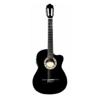Carissa Cg-160Bk Elektro Klasik Gitar