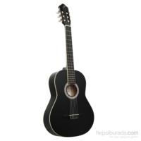 Garcia Lc 3901 BK-L Siyah Solak Klasik Gitar (Aksesuar Hediyeli)