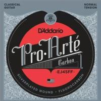Daddario Ej45Ff Klasik Gitar Teli Set Pro-Arte Dyna/Carbon Norm