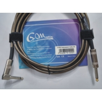 G.Master Gm22 (3M.) Gri Enstrüman Kablosu L Kablo