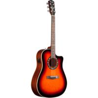 Fender T-Bucket 100Ce Elektro Akustik Gitar 3-Color Sunburst / Fishman Eqo