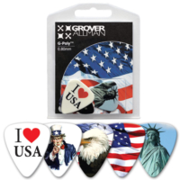 Grover Allman USA Pena Set