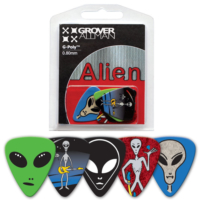 Grover Allman Alien Pena Set