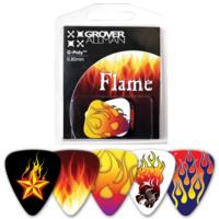 Grover Allman Flame Pena Set