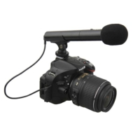 JJC SGM-185 DSLR/Video Mini Shotgun Mikrofon