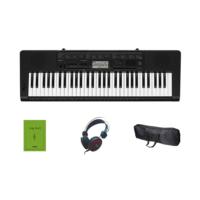 Casio Ctk-3200 61 tuşlu Org Kulaklık Kılıf + Adaptör