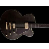 Peerless Smoked Bass Custom Semi-Solid Bas Gitar