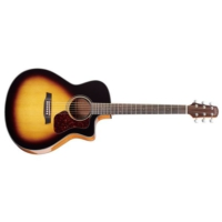 Walden Cg570Cetbw Concorda Elektro Akustik Gitar