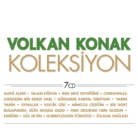 Volkan Konak - Kolleksiyon 7 Cd
