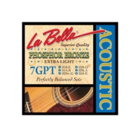 Gitar Aksesuar Akustik Tel Labella 7GPT 0,10