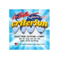 Gitar Aksesuar Elektro Tel Labella C200T 09